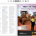 July edition of National Resource Review Meet The Team Constructing Your Vision